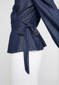 GAP - Blouse - rinse washed indigo - 6