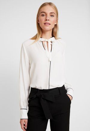 TIE ZEN - Blouse - milk global