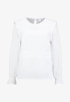 Blouse - optic white