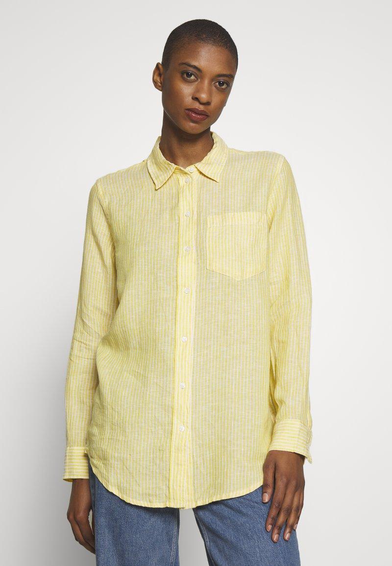 GAP - Camicia - yellow