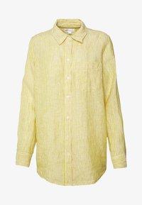 GAP - Camicia - yellow - 4