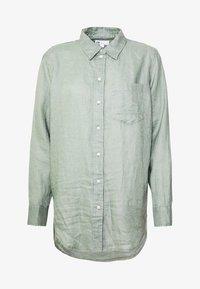 GAP - Button-down blouse - sage - 4