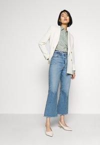 GAP - Button-down blouse - sage - 1