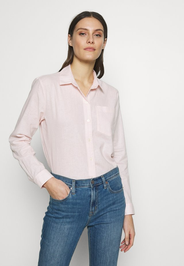 Button-down blouse - cherry blossom
