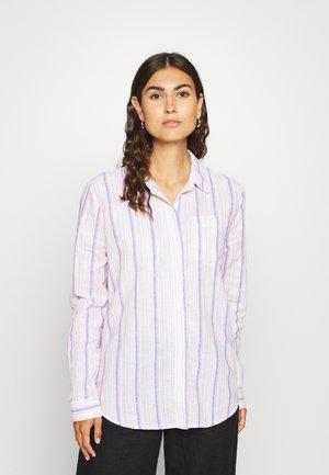 Skjorte - blue/pink
