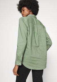 GAP - Button-down blouse - twig - 2