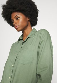 GAP - Button-down blouse - twig - 4