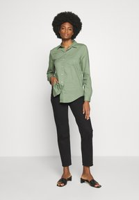 GAP - Button-down blouse - twig - 1