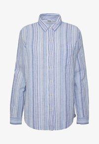 GAP - Button-down blouse - blue - 4