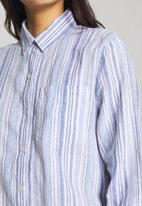 GAP - Button-down blouse - blue - 5