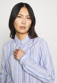 GAP - Button-down blouse - blue - 3