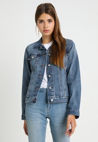 GAP - ICON - Jeansjakke - medium wash - 0