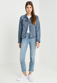 GAP - ICON - Jeansjakke - medium wash - 1