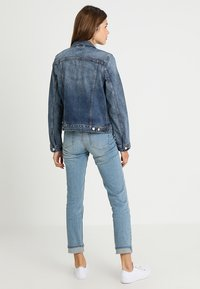 GAP - ICON - Jeansjakke - medium wash - 2