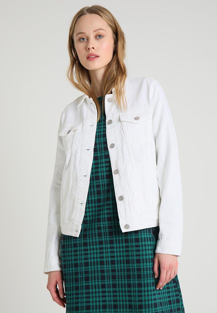 GAP - ICON SALT - Kurtka jeansowa - white global
