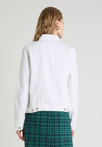 GAP - ICON SALT - Jeansjakke - white global - 2