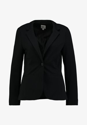 ACADEMY SOLID - Blazer - true black