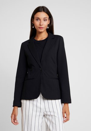 ACADEMY SOLID - Blazer - true black