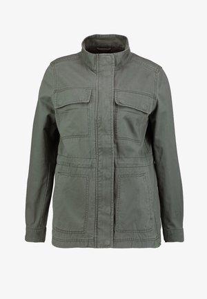 V CORE UTILITY JACKET SOLID - Short coat - new vintage green