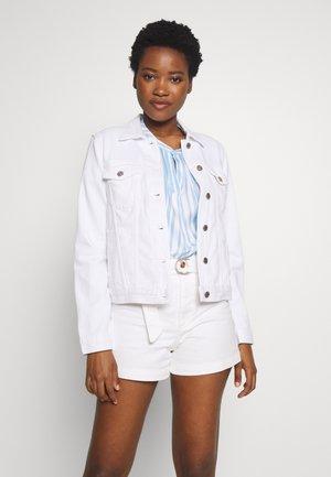 ICON - Jeansjakke - optic white