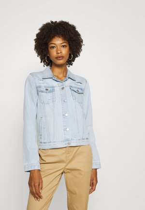ICON JACKET KEAP - Denim jacket - light wash