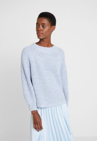 GAP - CROP MOCK - Jumper - light blue marl - 0