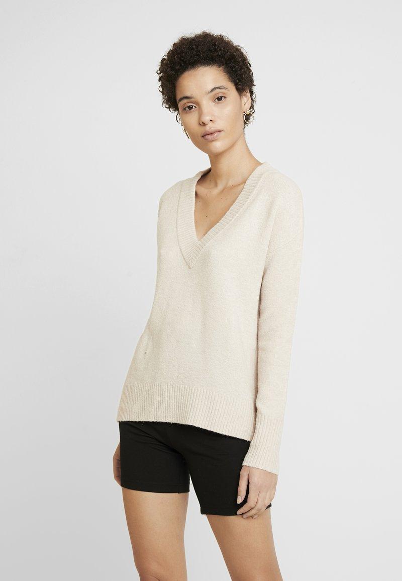 GAP - Pullover - soapstone