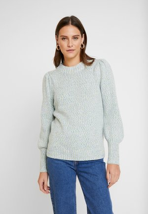 PUFF - Jumper - blue marl