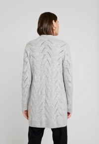 GAP - POINTELLE - Kardigan - light heather grey - 2