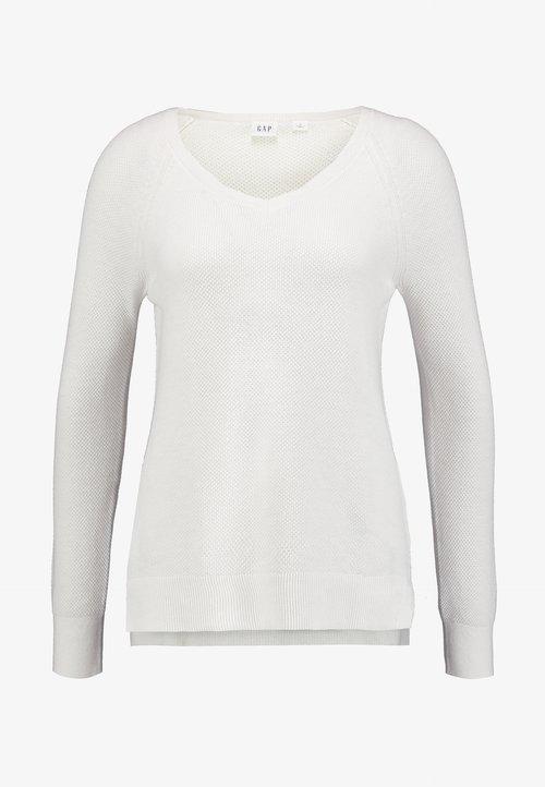 sprzedaż GAP BELLA - Sweter - snowflake milk Odzież Damska YQBY-DK9