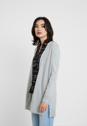 BELLA OPEN THIRD - Kofta - light grey heather