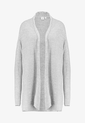 BROOKLYN CARDI - Cardigan - light grey heather