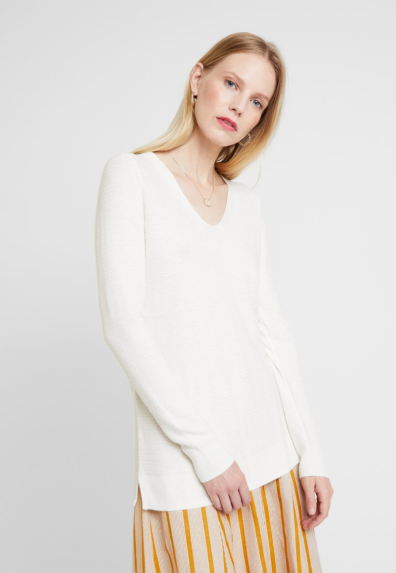 GAP - BROOKLYN VNECK - Maglione - milk global
