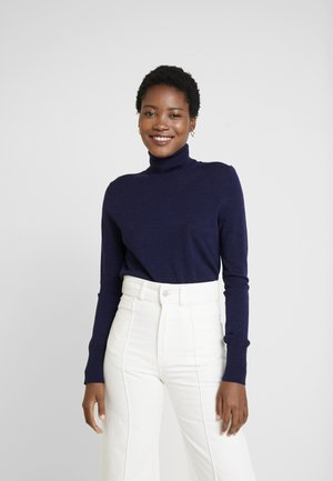 TURTLENECK - Jumper - navy uniform