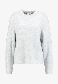 GAP - DRAMA  - Sweter - light heather grey - 3