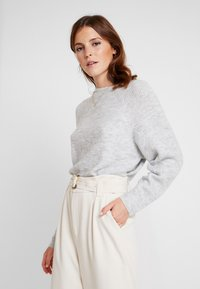 GAP - DRAMA  - Sweter - light heather grey - 0