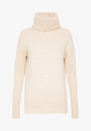 Pullover - light camel heather
