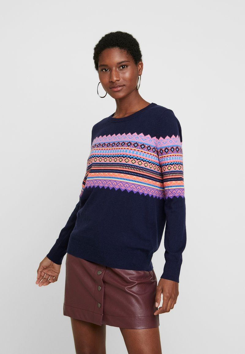 GAP - ALPINE - Jumper - blue