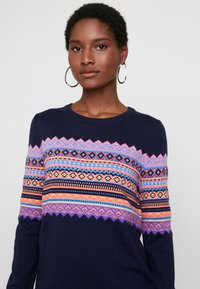 GAP - ALPINE - Jumper - blue - 3