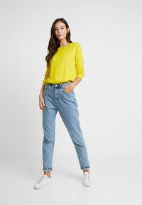 GAP - CREW - Sweter - bold yellow - 1