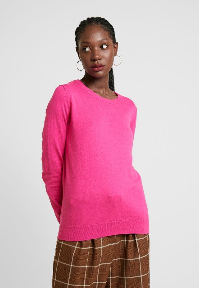 CREW - Sweter - hot pink
