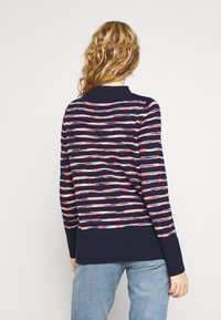 GAP - Jersey de punto - new coral stripe - 2