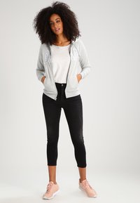 GAP - Hettejakke - light heather grey - 1