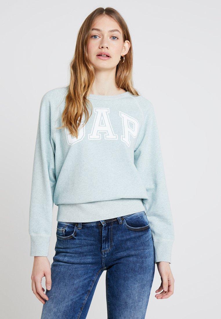 GAP - OUTLINE - Sweatshirt - chic mint