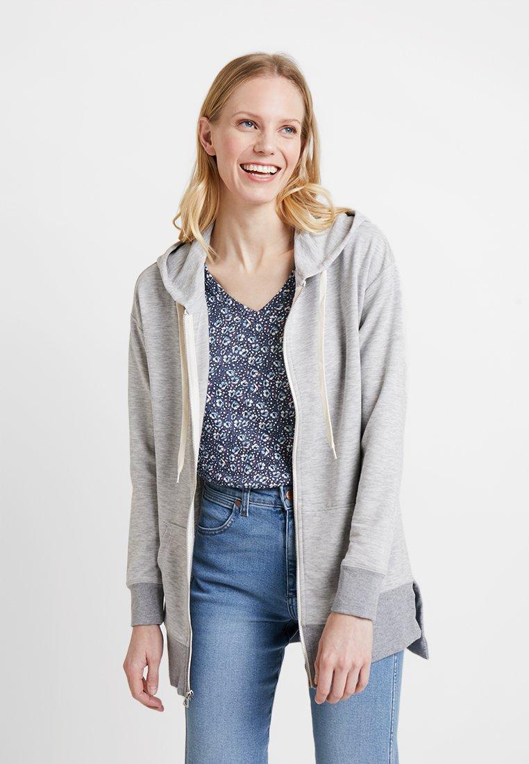 GAP - Mikina na zip - heather grey