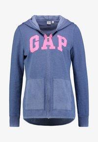 GAP - Sweatjakke /Træningstrøjer - bainbridge blue - 3