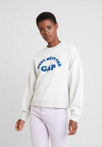 GAP - MEET ME PO - Sweatshirt - light heather grey - 0
