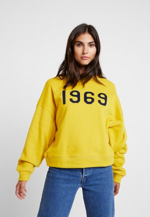 Sweatshirt - lemon curry