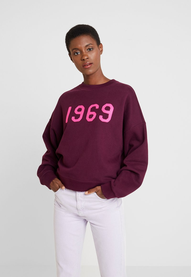 GAP - Sweatshirt - secret plum