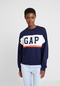 GAP - Mikina - navy uniform - 0